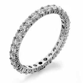 Picture of Shared prong eternity band 2