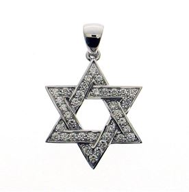 Picture of Star of David pendant