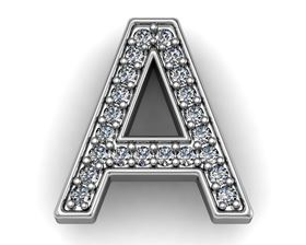 Picture of Letters A to Z pendant