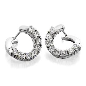 Picture of Double prong set studs