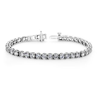 Picture of Double prong under gallery bracelet with lock