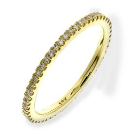 Picture of Split prong eternity band