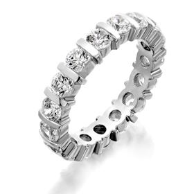 Picture of Bar set eternity band